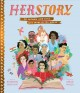 Cover for HerStory: 50 women and girls who shook up the world