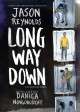 Cover for Long way down: the graphic novel