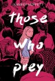 Cover for Those who prey
