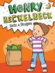 Cover for Henry Heckelbeck gets a dragon