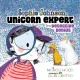 Cover for Sophie Johnson, unicorn expert, is a detective genius