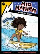 Cover for Mia Mayhem rides the waves