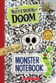 Cover for Monster notebook.