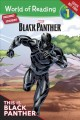 Cover for This is Black Panther!