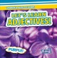 Cover for Let's Learn Adjectives!