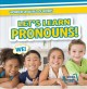Cover for Let's Learn Pronouns!: We!