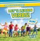 Cover for Let's learn verbs!