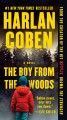 Cover for The boy from the woods [Large Print]