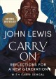 Cover for Carry on: Reflections for a New Generation