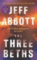 Cover for The three beths [Large Print]