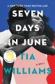 Cover for Seven days in June: a novel