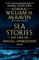 Cover for Sea stories: my life in special operations