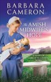 Cover for The Amish midwife's hope