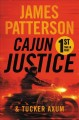 Cover for Cajun justice