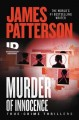 Cover for Murder of innocence: true-crime thrillers