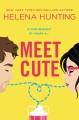 Cover for Meet cute