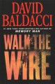 Cover for Walk the wire