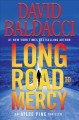 Cover for Long road to mercy