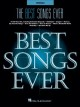 Cover for The Best Songs Ever: Ukulele