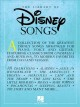 Cover for The Library of Disney Songs