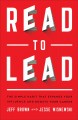 Cover for Read to lead: the simple habit that expands your influence and boosts your ...