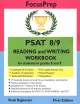 Cover for PSAT 8/9 reading and writing workbook: for students in grades 8 and 9