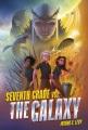 Cover for Seventh grade vs. the galaxy