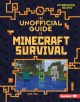 Cover for The unofficial guide to Minecraft survival