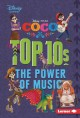 Cover for Coco top 10s: the power of music