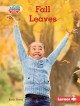Cover for Fall leaves