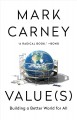 Cover for Values: building a better world for all