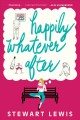 Cover for Happily whatever after