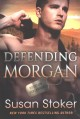 Cover for Defending Morgan