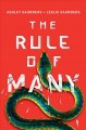 Cover for The rule of many