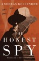 Cover for The honest spy