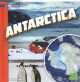 Cover for Antarctica: a 4D book