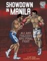 Cover for Showdown in Manila: Ali and Frazier's epic final fight