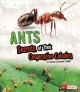 Cover for Ants: Secrets of Their Cooperative Colonies