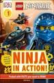 Cover for Lego Ninjago Ninja in Action