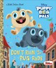 Cover for Don't Rain on My Pug-rade