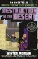 Cover for Destruction in the desert