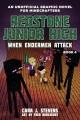 Cover for Redstone Junior High 4: When Endermen Attack