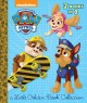 Cover for Paw Patrol: Little Golden Book Collection
