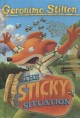 Cover for The Sticky Situation