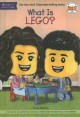 Cover for What is LEGO?