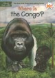 Cover for Where is the Congo?