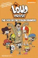 """Cover for The Loud house. #12, """"The case of the stolen drawers."""""""