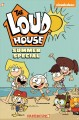 Cover for The Loud House Summer Special