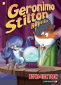 Cover for Geronimo Stilton Reporter 8: Hypno Tick-tock