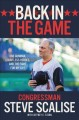 Cover for Back in the game: one gunman, countless heroes, and the fight for my life